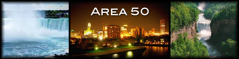 Area 50 – WNY General Service Assembly