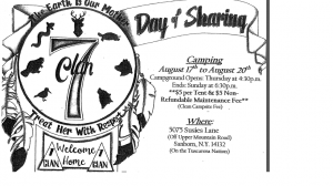 7 Clan Day Of Sharing @ Tuscarora Nation | Sanborn | New York | United States