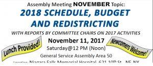 Area 50 General Assembly Meeting @ Niagara Falls Memorial Hospital (NF Intergroup) | Niagara Falls | New York | United States