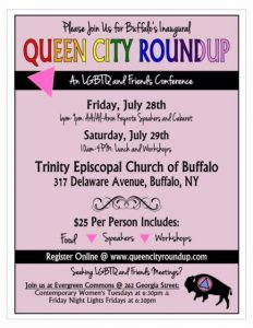 Queen City Roundup @ Trinity Episcopal Church | Buffalo | New York | United States
